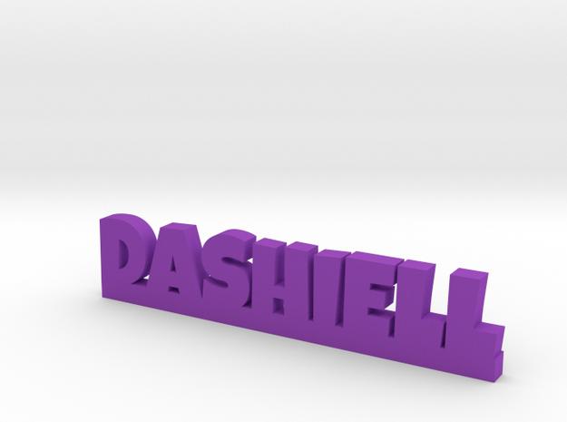 DASHIELL Lucky in Purple Processed Versatile Plastic