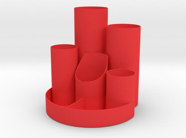 Penholder 2 in Red Strong & Flexible Polished