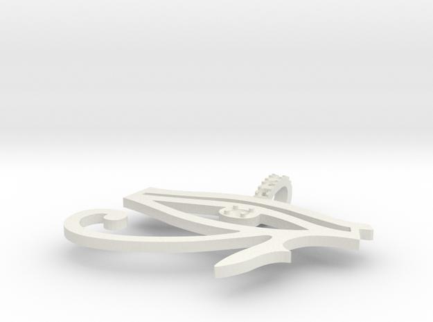 Model-22fbc0e47d8a338ae398c4d6404761e3 in White Natural Versatile Plastic