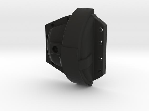TerraMod 183 Axle Cover in Black Natural Versatile Plastic