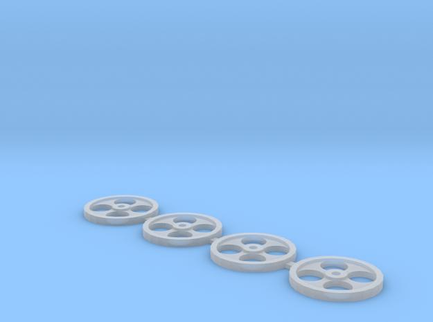 Rim insert V6 in Smooth Fine Detail Plastic