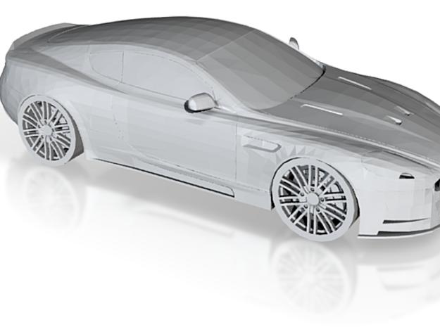 Aston Martin DBS  3d printed Aston Martin DBS