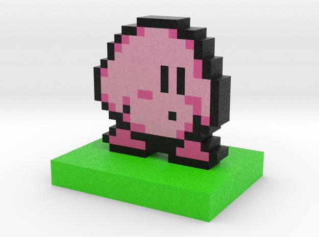 Kirby Pixel Art