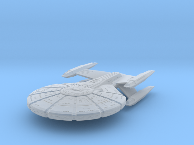 USS Frontier Commission 2