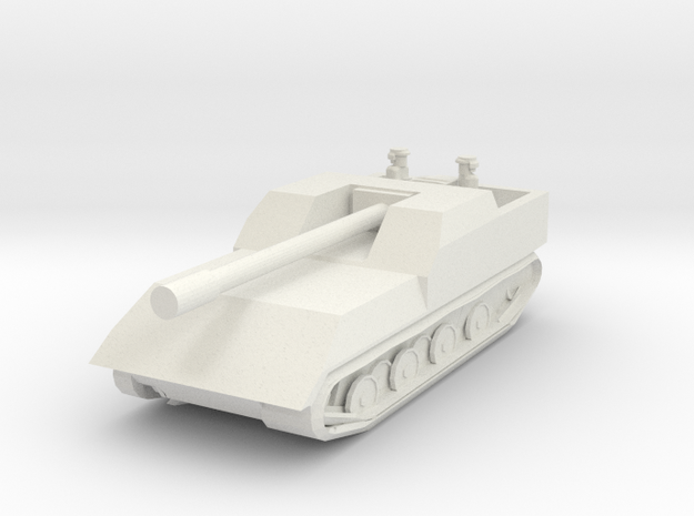 Object 263 in White Strong & Flexible