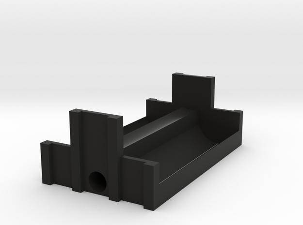 N1 20700 Triple in Black Natural Versatile Plastic