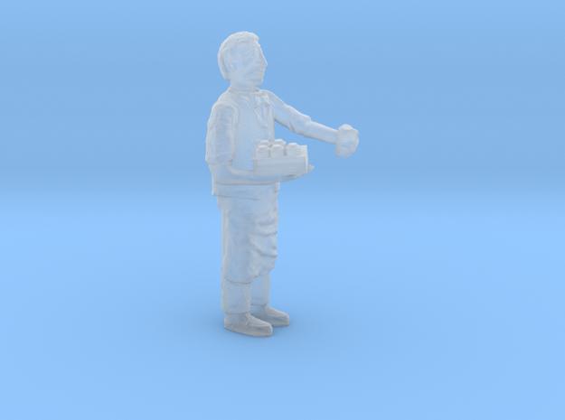 HO Scale SHOPKEEPER stocking shelving Figure