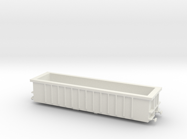 IOA Wagon in White Natural Versatile Plastic