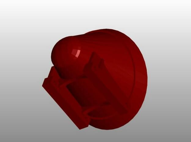 Bagger Emmer 3d printed emmer 3