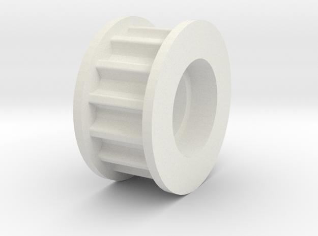 OT-TW-02 in White Natural Versatile Plastic