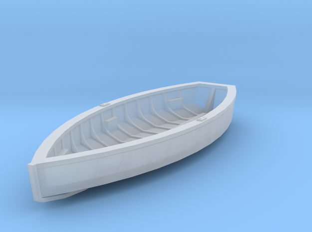 RowBoat V4 in Smooth Fine Detail Plastic