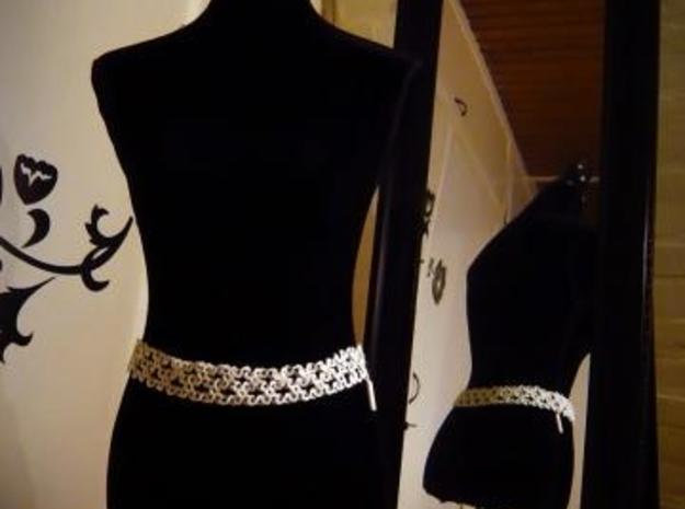 Punnik 2.0 Waistband 3d printed Front and backside