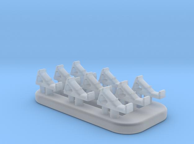 1/35 Magpul AFG2 MSP35-050 in Smoothest Fine Detail Plastic