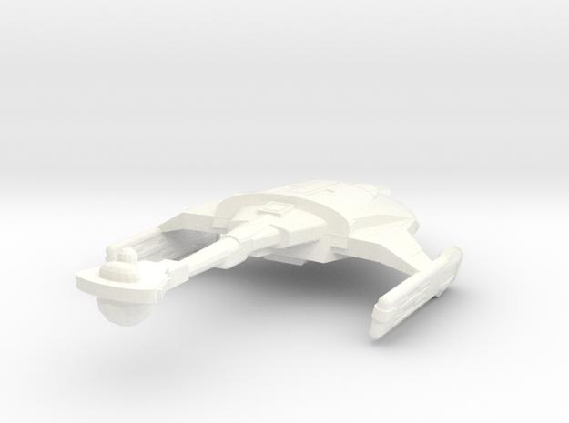 1/3125 D9c in White Processed Versatile Plastic