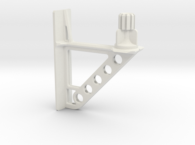 C Size Model Rocket Wall Stand