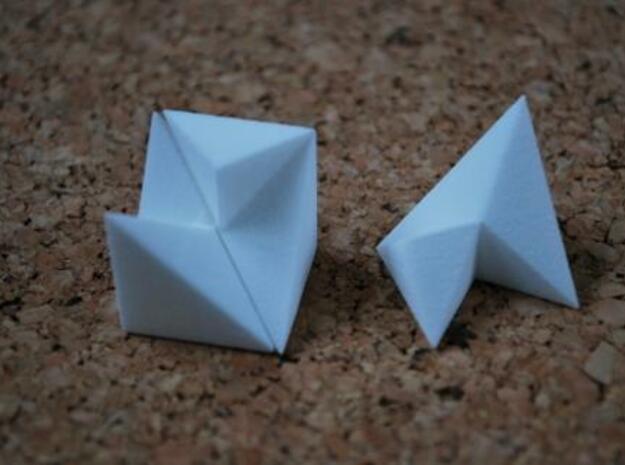 Cubic Trisection #7 3d printed Description