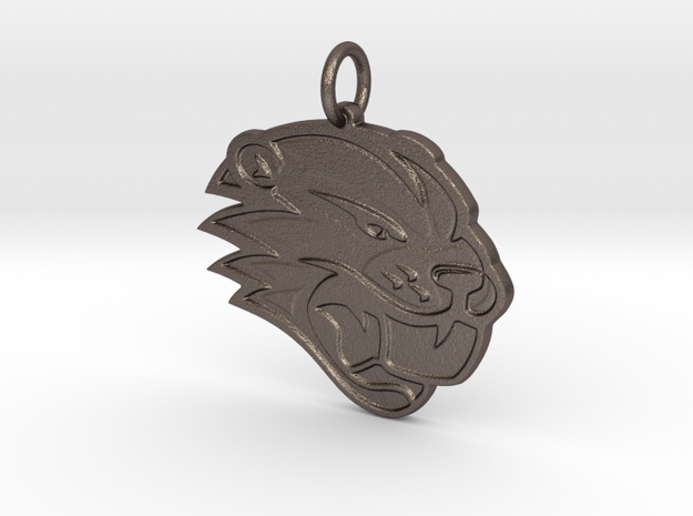 Beaver Local Pendant in Stainless Steel