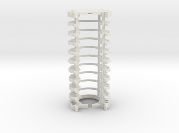DIYino Prime / NEC Chassis in White Strong & Flexible