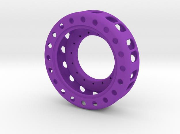 Beadlock 2.2 in Purple Strong & Flexible Polished
