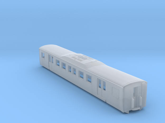PH3 - V/Line BH 141-151 Interurban Car -N Scale in Frosted Ultra Detail