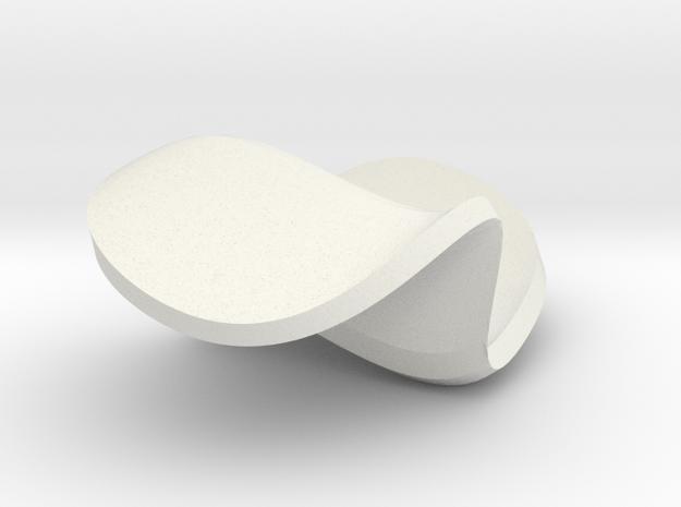 Model-04485e26f76a8305614a4d0ed46a9eb2 in White Natural Versatile Plastic