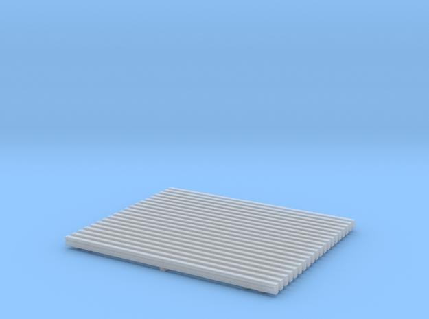 Jalousie AB-Dekon 20x.stl in Smooth Fine Detail Plastic