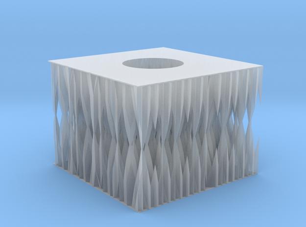 Wieringa Lamp in Smooth Fine Detail Plastic