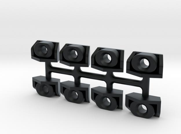 NP SD45 Nose Light - N in Black Hi-Def Acrylate