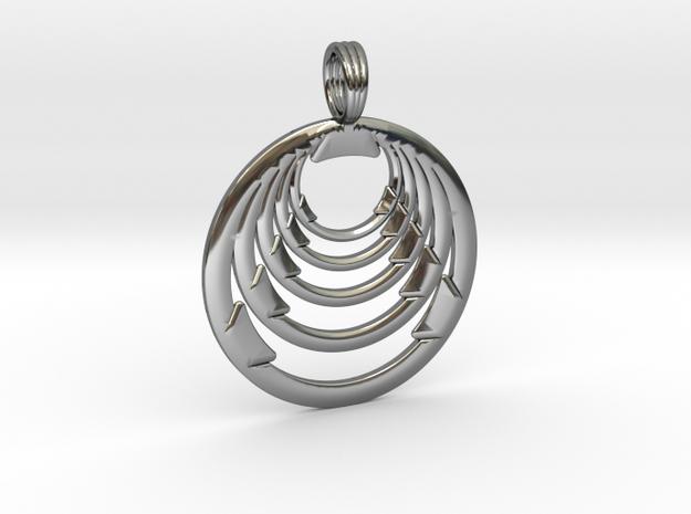 SPACE BRIGADE in Premium Silver