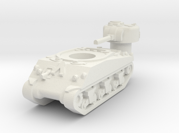 M4a3 1/60 in White Natural Versatile Plastic