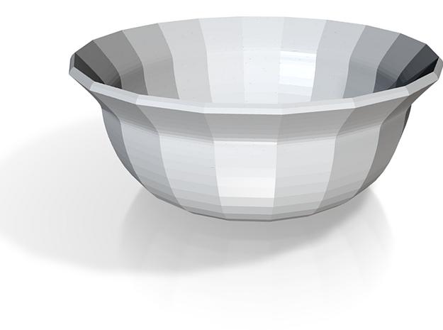 more printable cerial bowl 3d printed