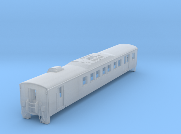 PH1 - V/Line BCH 121-131  Interurban Car -N Scale in Frosted Ultra Detail