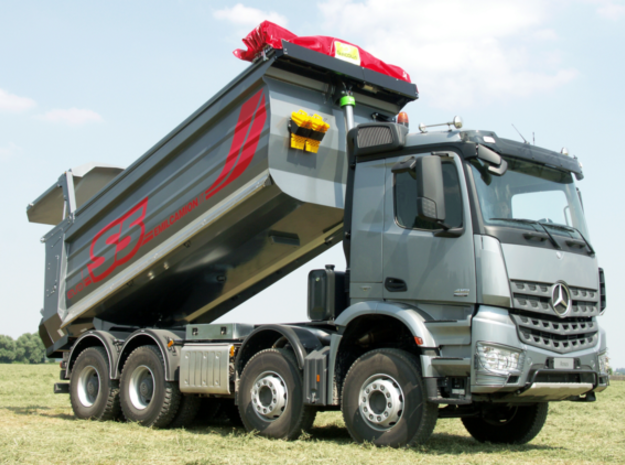 HO - Emilcamion S5 - NEW VERSION in Frosted Ultra Detail