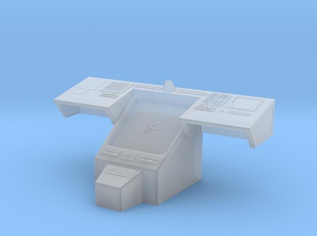 Bridge - Helm Nav Station 30 in Smooth Fine Detail Plastic