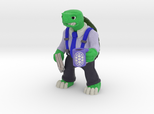 Day-Job Tortoise, Middle Manager (Sandstone)