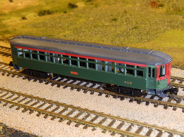 CNSM 712 - 733 series coach in Frosted Ultra Detail