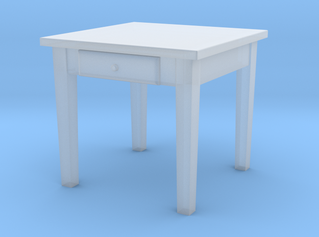 H0 Kitchen Table Square - 1:87