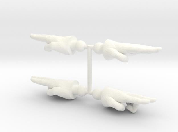 Enforcer Hands 2-Pack
