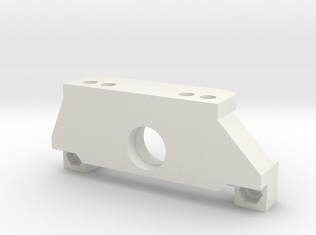 Replacement Cougar gimbal - 1 in White Natural Versatile Plastic