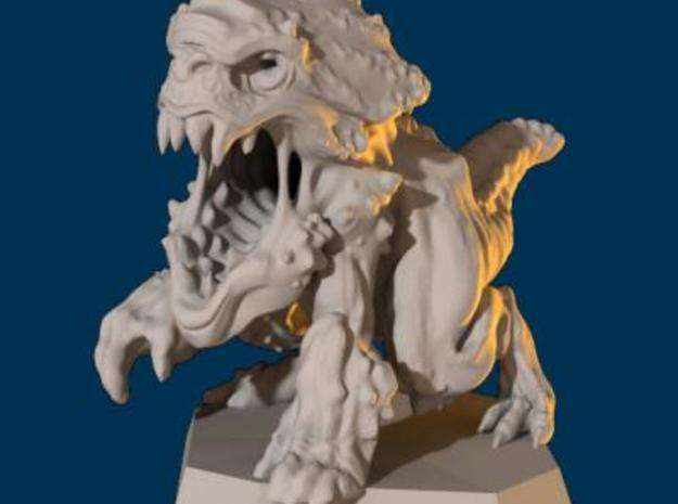 Chaos elemental miniature 3d printed Description