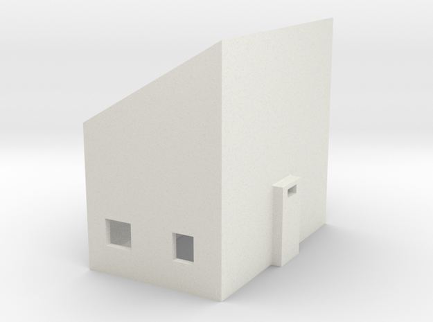 Electronics Box in White Strong & Flexible