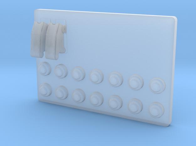 Button Box Type1 - 1/24