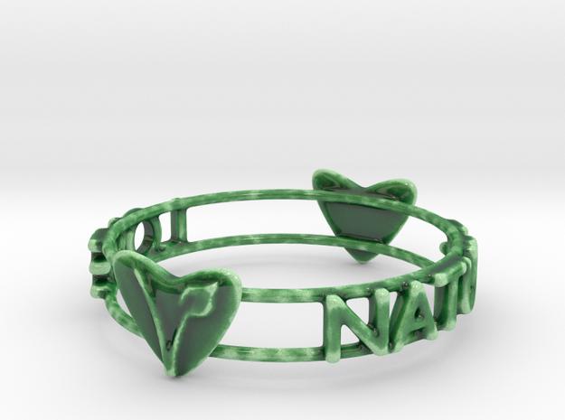 Love Nature Vegan Bracelet
