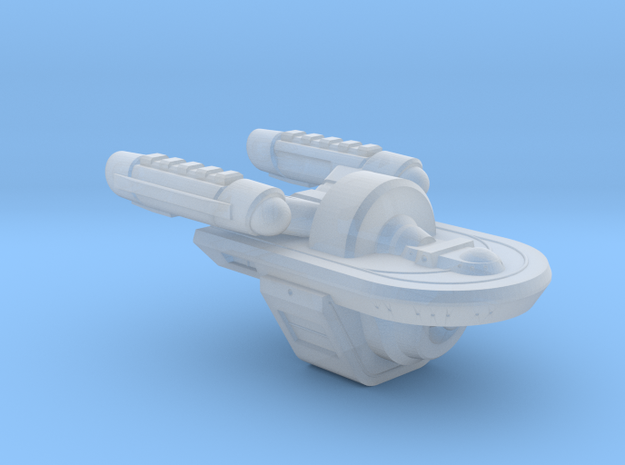 Terran Altair Class Transport - 1:7000 in Frosted Ultra Detail