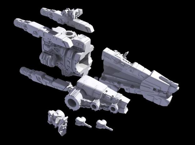 Nova Class Destroyer 3d printed Description