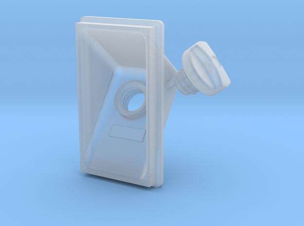 Land Rover Defender square pocket Fuel Filler (1/