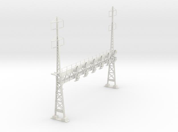 HO Scale PRR W-signal LATTICE 6 Track  W 2-2 PHASE