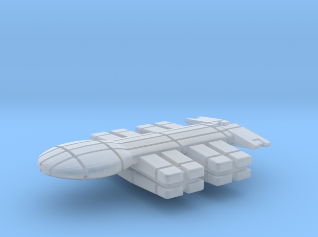 Freighter Type 0 in Frosted Ultra Detail