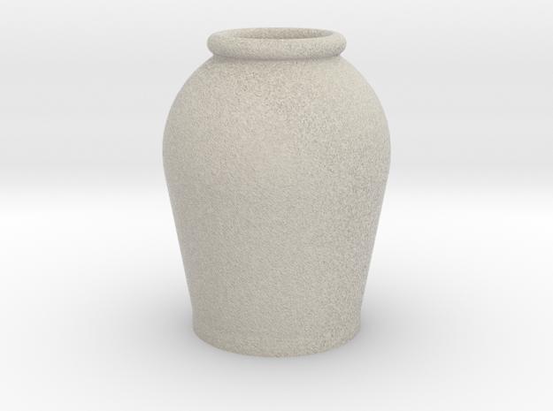 Zuurpot  schaal 1:45 in Sandstone