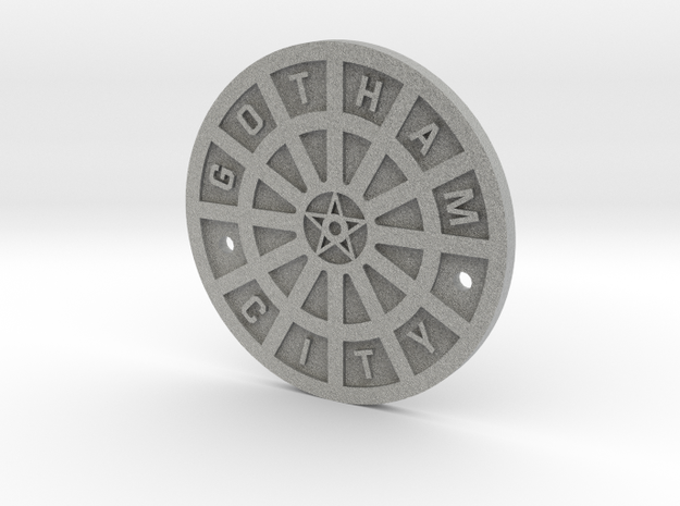 Gotham City Manhole – Sixth Scale